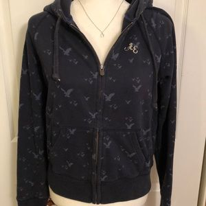 American Eagle Women's Zip-Up Hoodie